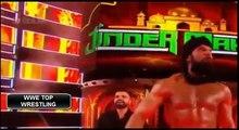 Rusev Vs Jinder Mahal & Randy Orton Attacks Rusev - WWE Smack Downs Live Highlights 3rd April 2018