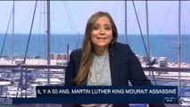 4 avril 1968 : Martin Luther King mourrait assassiné