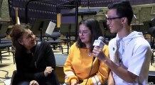 Adriana Tanus, chef de l'Orchestre des lycées français du monde : vidéo des JRI-AEFE