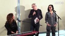 Brigitte : leur mini-concert à Ouest-France