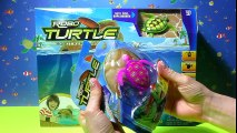 ROBO TURTLE Zuru Playset Kids Learning Toys Swimming Underwater Water Pool Pet Toys
