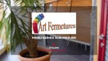 Art Fermetures – Menuiseries sur-mesure à Étalans