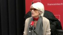 Françoise Hardy au micro de Léa Salamé