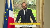 Réforme constitutionnelle : Edouard Philippe annonce la fin de la présence de droits des anciens présidents de la République au Conseil constitutionnel