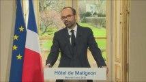 Nombre de parlementaires, proportionnelle: Philippe tranche sur l'avenir du Parlement