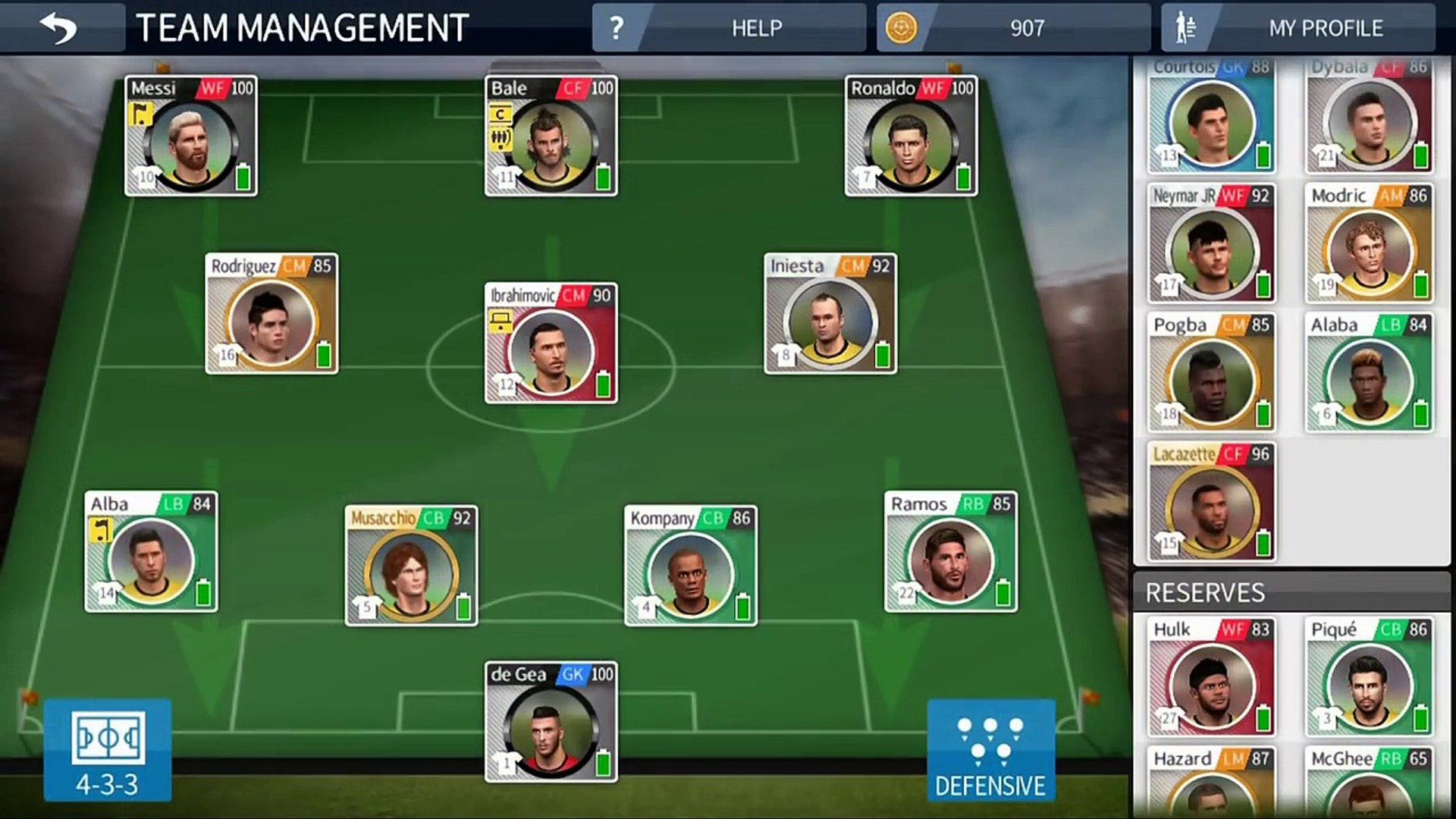Skill Goal Challenge Online!!!! : Dream League Soccer 2016 Challenge [DLS 16 IOS Gameplay]