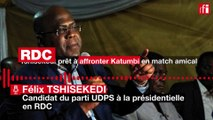 RDC: Félix Tshisekedi prêt à afronter Katumbi en match amical