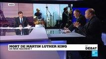 le débat, mort de Martin Luther King: un rêve inachevé ?