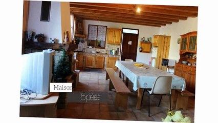 A vendre - Maison/villa - St martin sur la chambre (73130) - 5 pièces - 80m²
