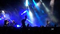 Muse - Interlude + Hysteria, Rock in Vienna Festival, Vienna, Austria  6/5/2015