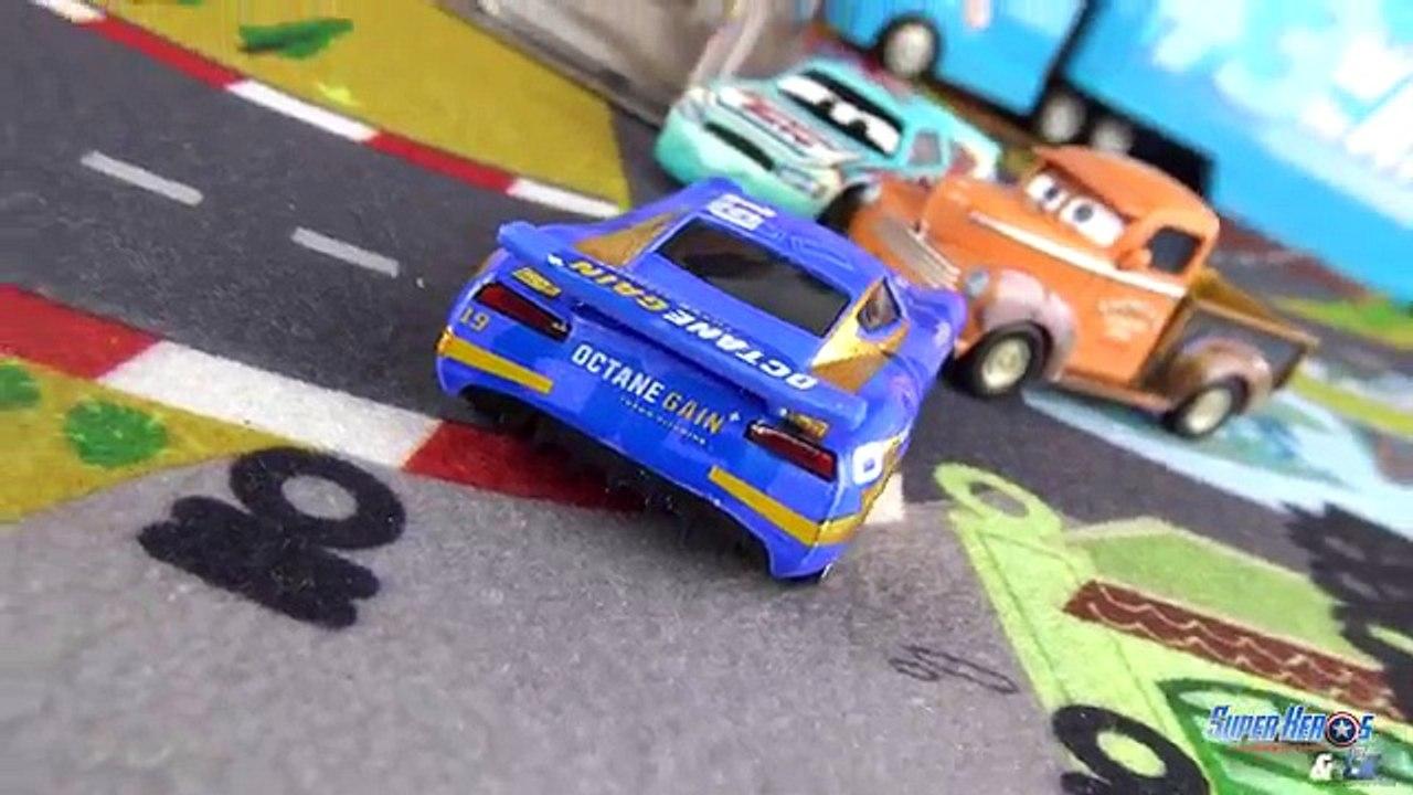 Cars Miniature 3 Voitures Toy Mattel Fritter 5 Miss Review Jouet Disney Dinoco CQhxtdsr