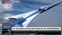 [Zap Actu] Avions supersoniques le retour,  Mission paratonnerre pour le Gouvernement (05/04/2018)