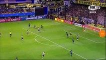 Gol de Cristian Pavón - Boca Juniors 1-0 Junior -   Copa Libertadores  04.04.2018