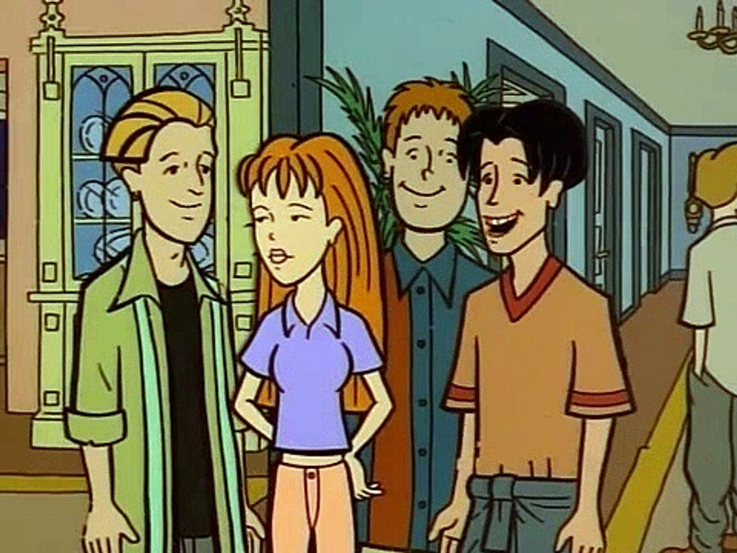 Daria S01e02 The Invitation