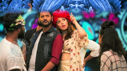 Gulebakavali Movie Working Stills | గులేబకావళి | Prabhu Deva | Hansika