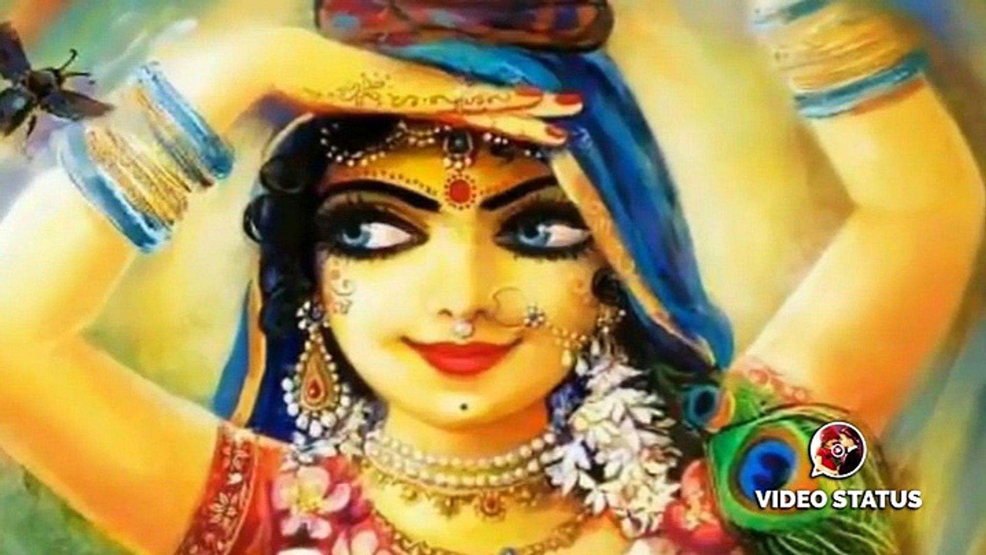 Radhe Krishna Milan WhatsApp Status
