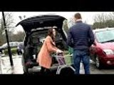 Kate Middleton Spotted Shopping At Waitrose In Norfolk | Hollywood Buzz