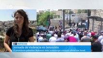Espiral de violencia en Jerusalén y Cisjordania deja seis muertos