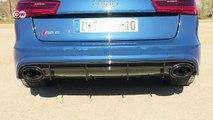 En la práctica: Audi RS6 Avant Performance | Al volante