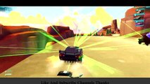 2 CRAZY McQueen Race with Disney CARS Car 2 Game Black McQueen Colors Cool Gameplay(000000-095755) [XVID 720p]