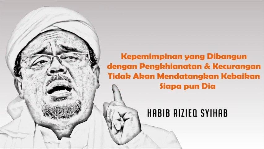 Wisdom Series Episode Habib Rizieq Video Dailymotion