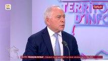 Réforme institutionnelle : « L'opinion publique est avec le gouvernement » assure François Patriat