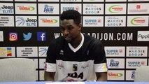 Les réactions après JDA Dijon - Nanterre 92