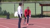 Nurullah Kart'ın Para-atletizm Şampiyonası'na Katılması İçin Gerekli Olan Protez İçin Bakanlık...
