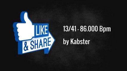 13/41 Beats - Random beats #21 - Kabster