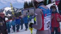 FFS TV - CHÂTEL - Championnats de France de Ski Alpin - Slalom Homme - Manche 2 - Mars 2018