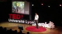 Un mézois au TEDx de l'Université de Lyon3