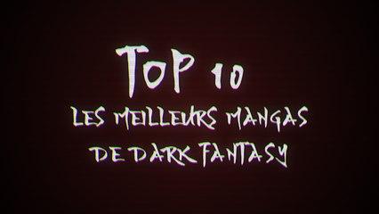 Les 10 meilleurs mangas de dark fantasy
