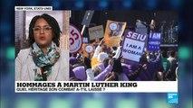 Quel héritage pour la lutte pour les droits civiques de Martin Luther King Jr. ?