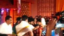 വിവാഹവേദിയില് തകര്പ്പന് ഡാന്സുമായി നീരജ് - Neeraj Madhav dancing at Wedding Marriage Recption