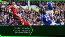 Everton vs Liverpool   Premier League Preview