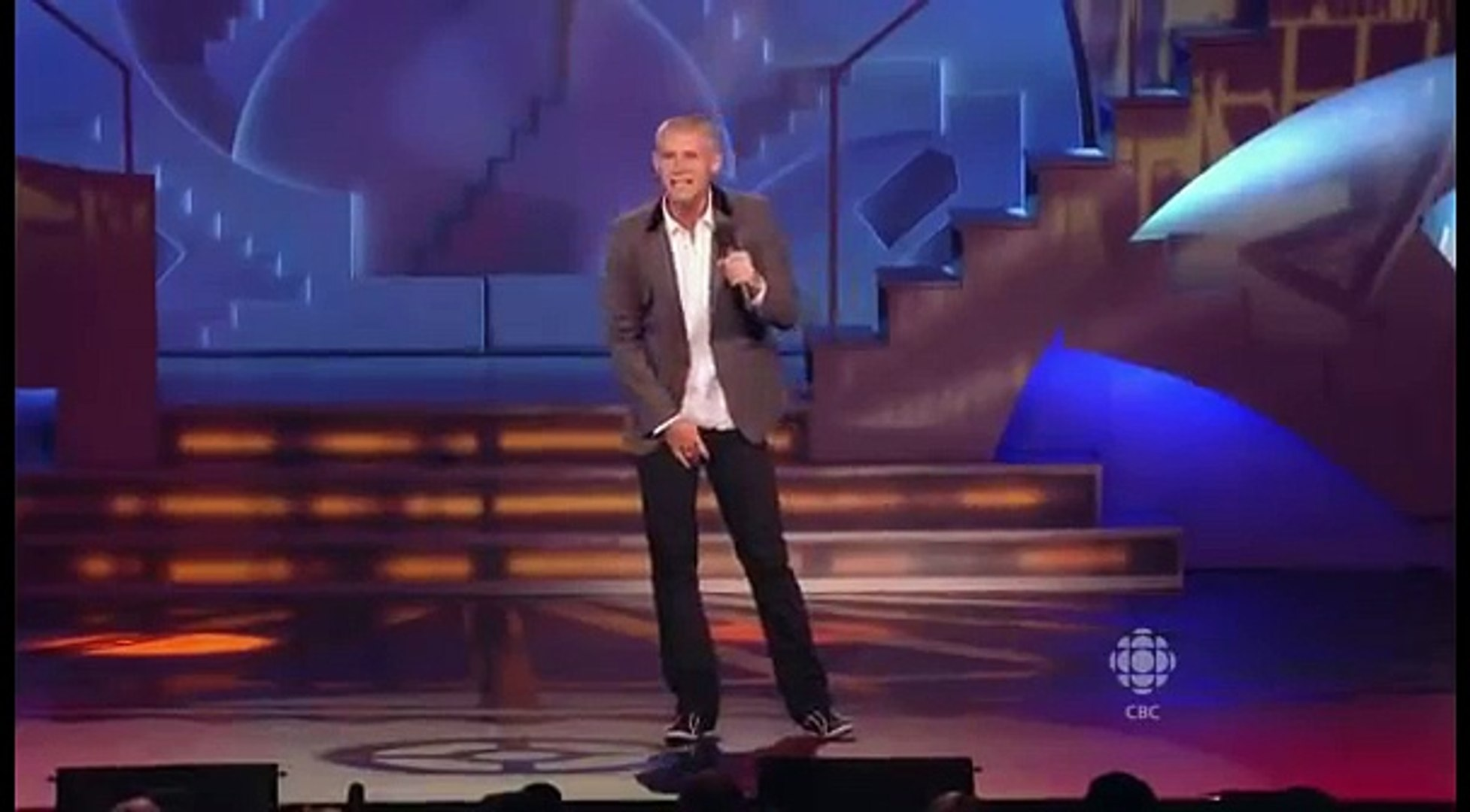 ➜ Just for Laughs Festival  Standup Comedy ➜ Channel White