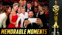15 Most MEMORABLE Moments In Oscars History