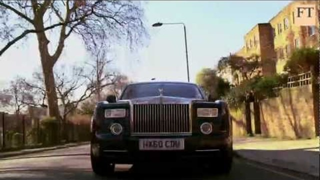 Rolls-Royce: The Spirit Of Ecstasy Lives On - The Financial Times