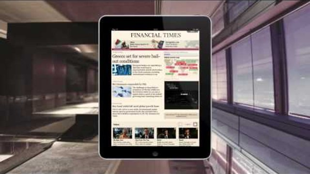 The New FT Web App