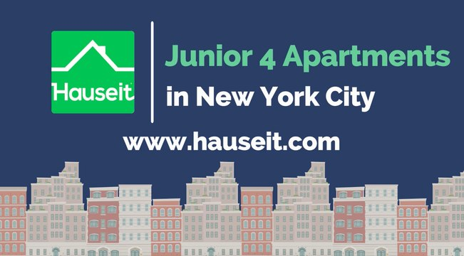 What is a Junior 4 Co-op apartment in NYC? Junior 4 Co op FAQ for New York City