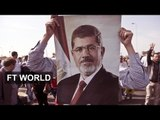 Morsi trial puts Egypt on wrong path