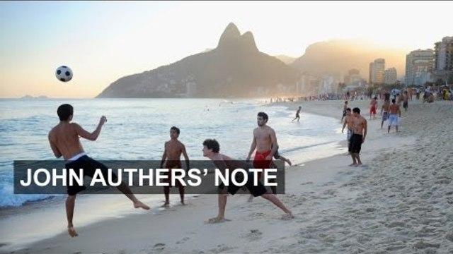 Unconfident Brazilians