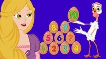 La Gallina Turuleca con Rapunzel