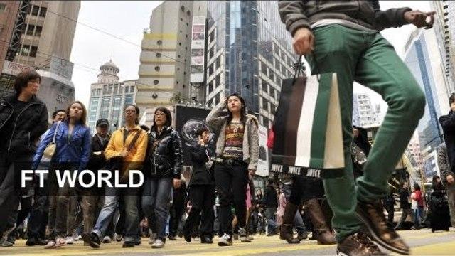 Hong Kong: the great mall of China | FT World