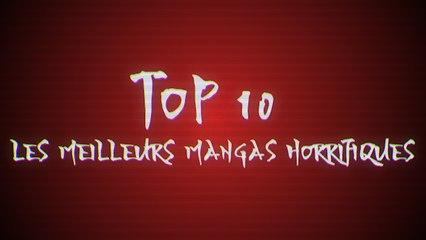 Les 10 meilleurs mangas horrifiques