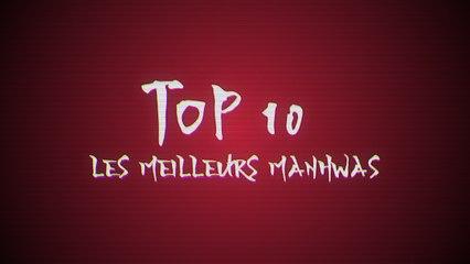 Les 10 meilleurs Manhwas