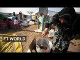 Ban Ki-moon visits Syrian refugees in Iraq   FT World