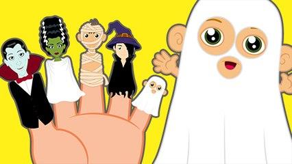 La Familia Dedo con Brujas