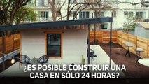 La primera casa impresa en 3D para los más necesitados