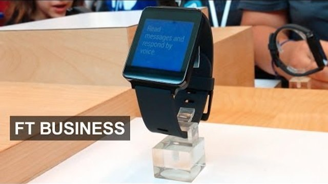 Google hoping to get ahead Apple's iWatch | FT Business